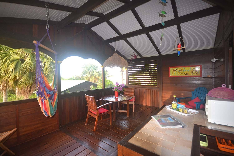 Location de bungalows en bois deshaies en guadeloupe - Cours de cuisine en guadeloupe ...