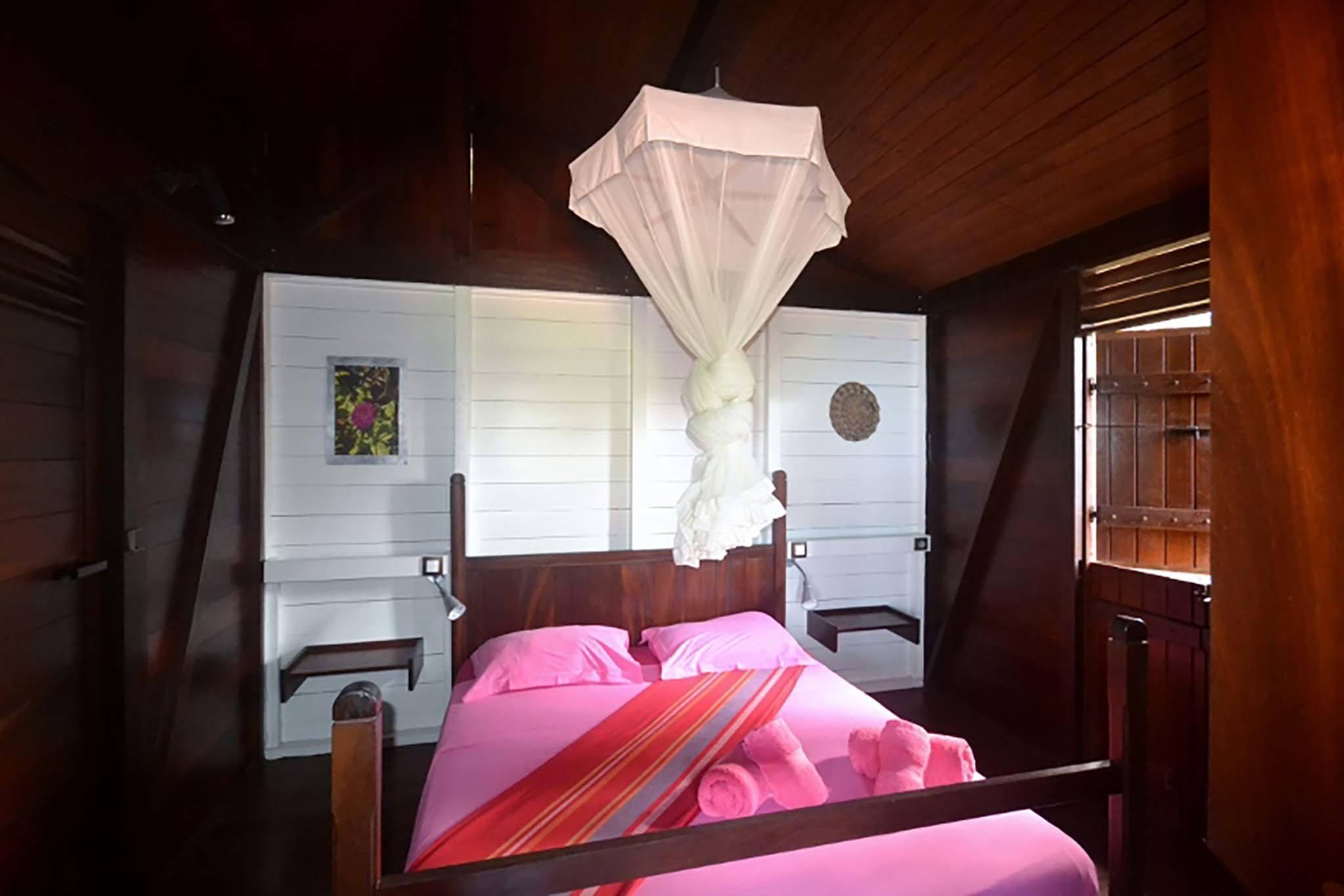 chambre bungalow Grande Anse
