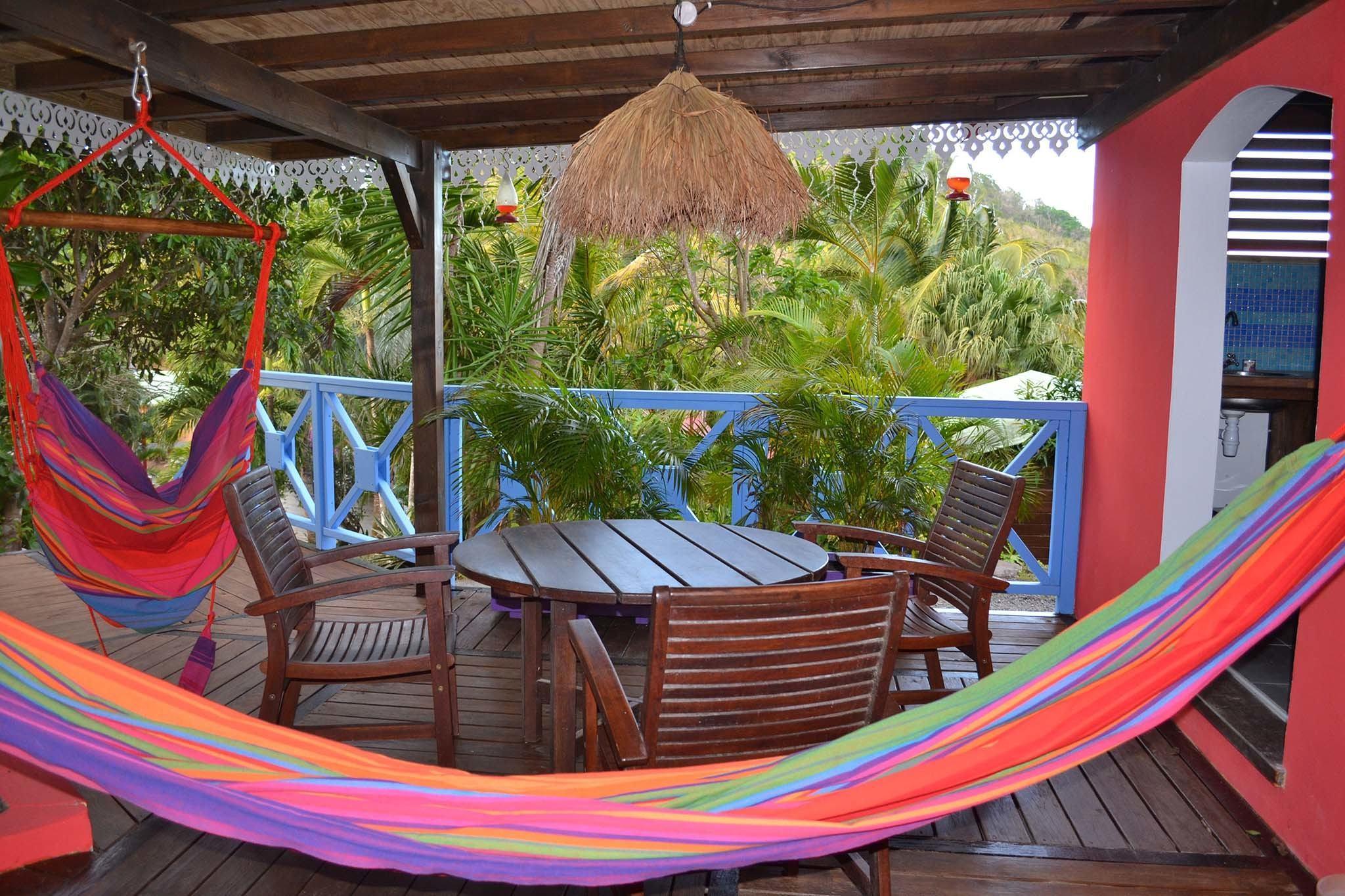 terrasse case creole