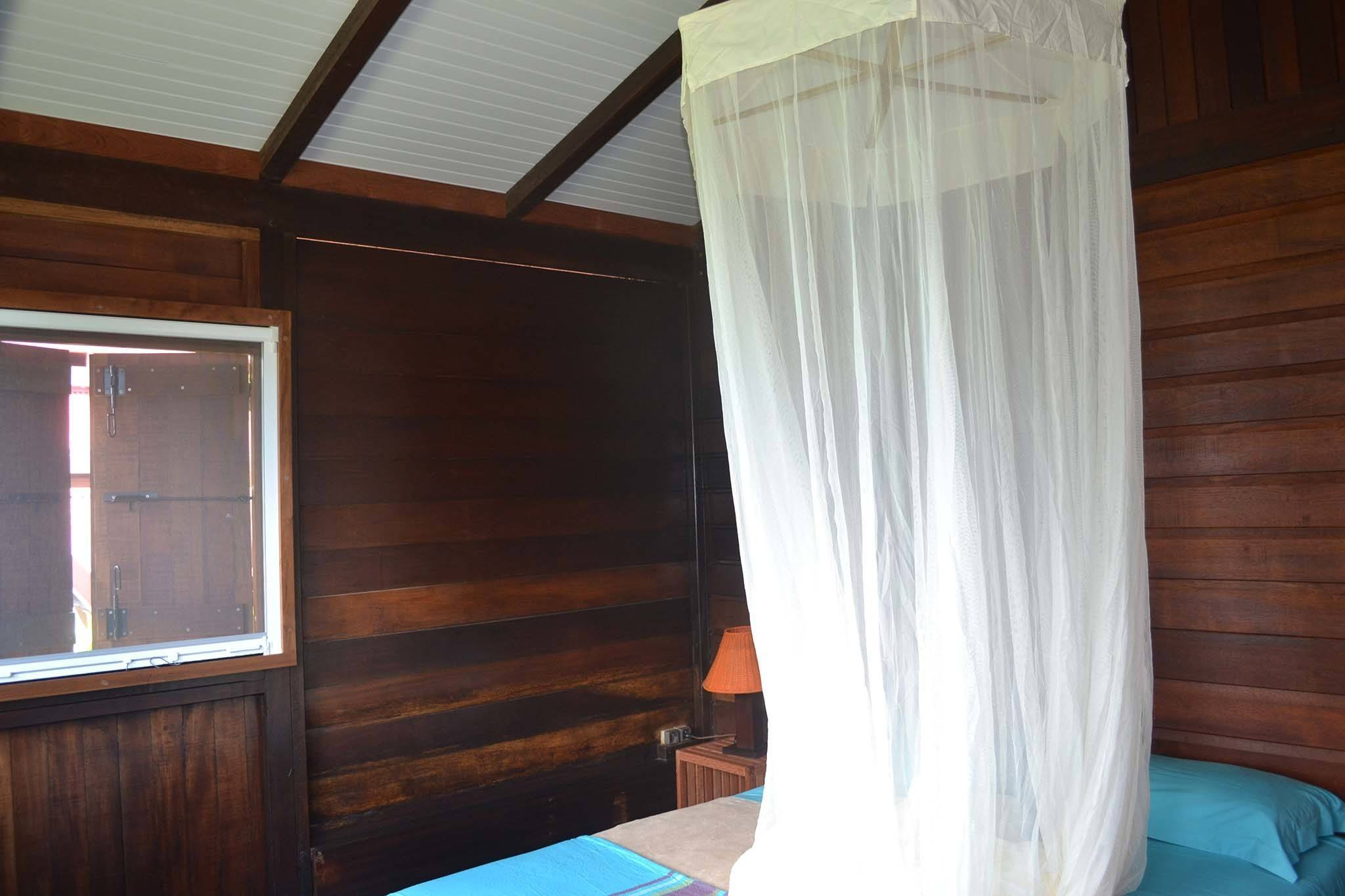 chambre cabane