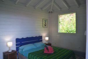jolie chambre tropicale