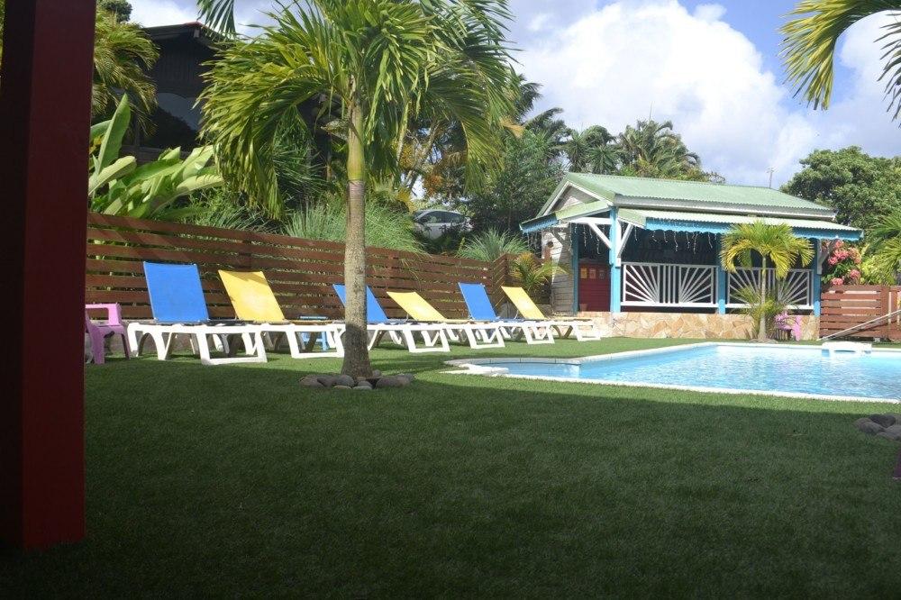 piscine tropiques