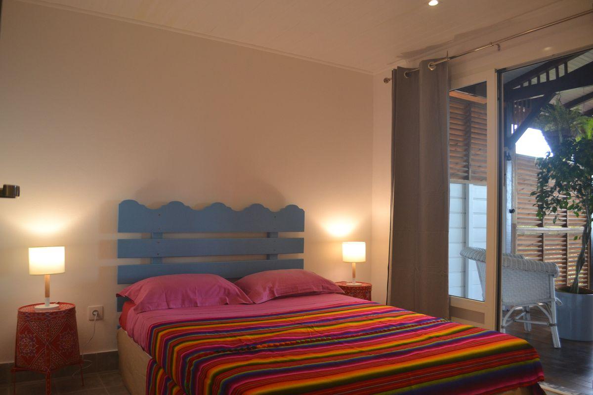 chambre villa creole