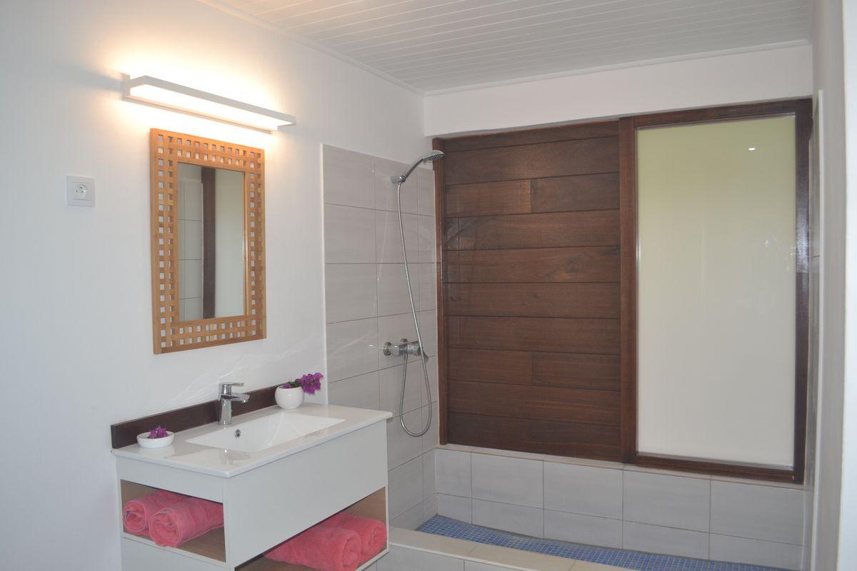 salle de bains deshaies